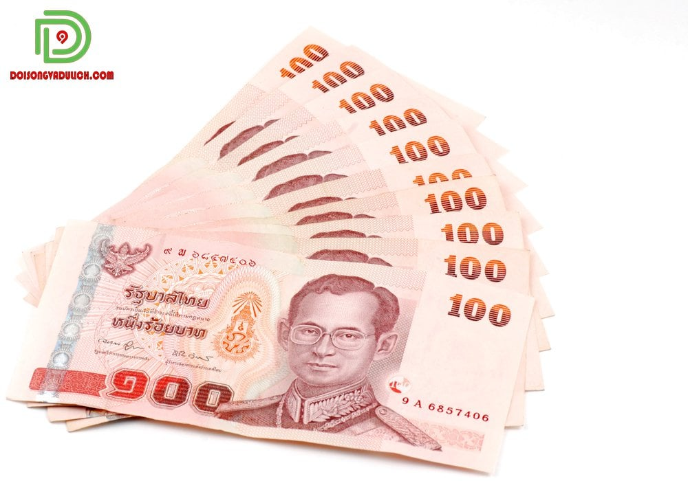100 baht Thái