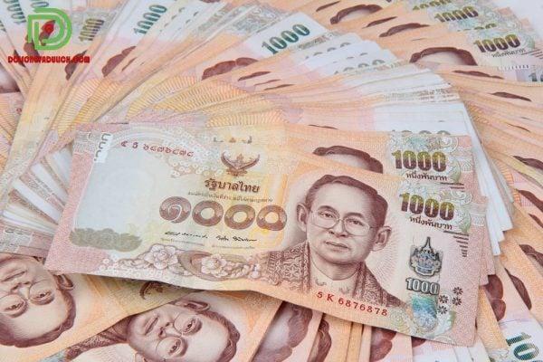 1000 Baht Thái