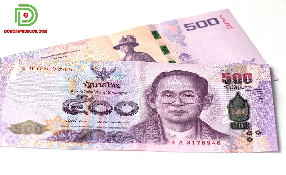 500 Baht Thái