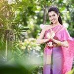 Nét độc đáo qua từng bộ trang phục truyền thống Thái Lan