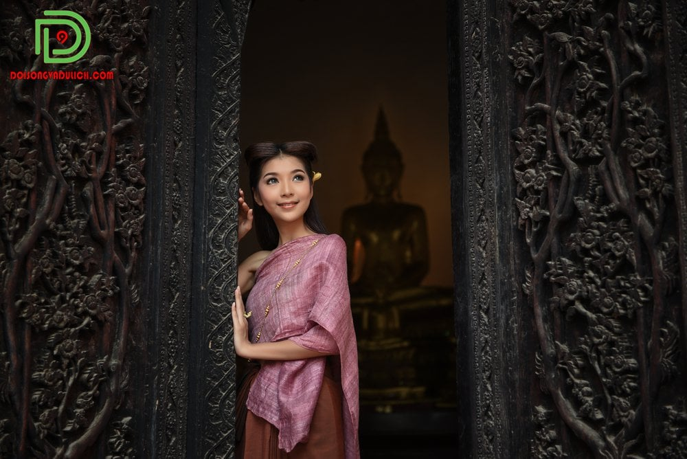 Trang phục truyền thống Thái Siwalai