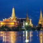 Vẻ đẹp ngôi chùa Phật Ngọc Wat Phra Kaew tại Thái Lan