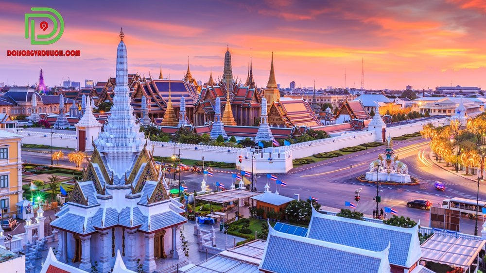 Chùa Phật Ngọc Wat Phra Kaew