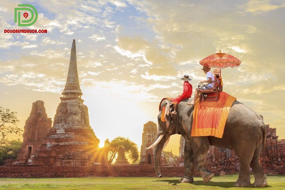ayutthaya Thái Lan