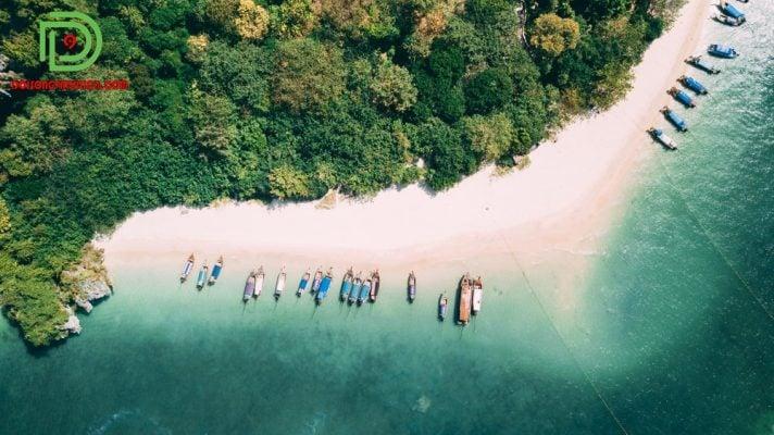 bãi biển Thái Lan