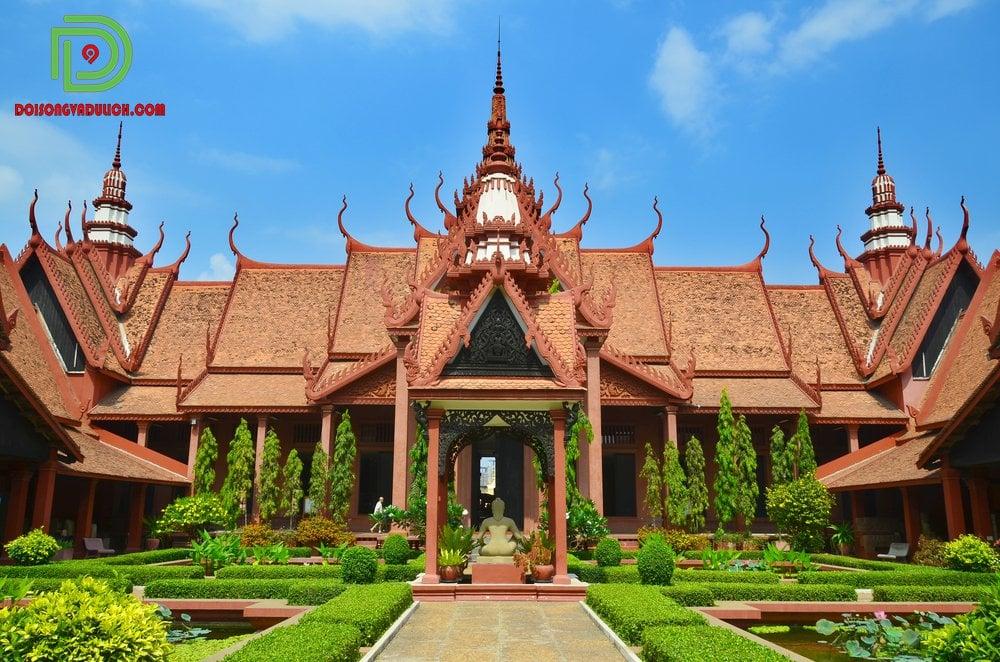 Bảo tàng Campuchia