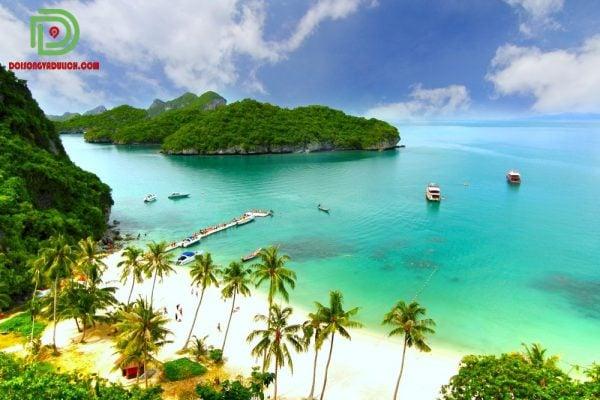 biển koh samui Thái Lan