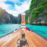 Koh Phi Phi điểm đến hàng đầu của du khách yêu biển