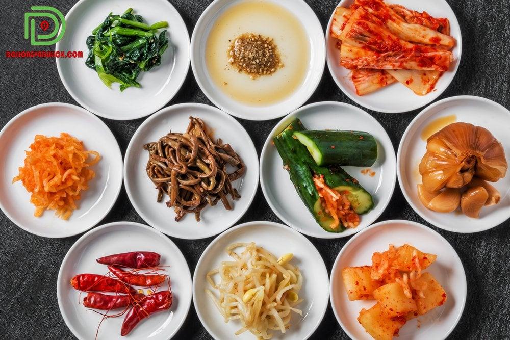 Các món dưa chua Hàn Quốc