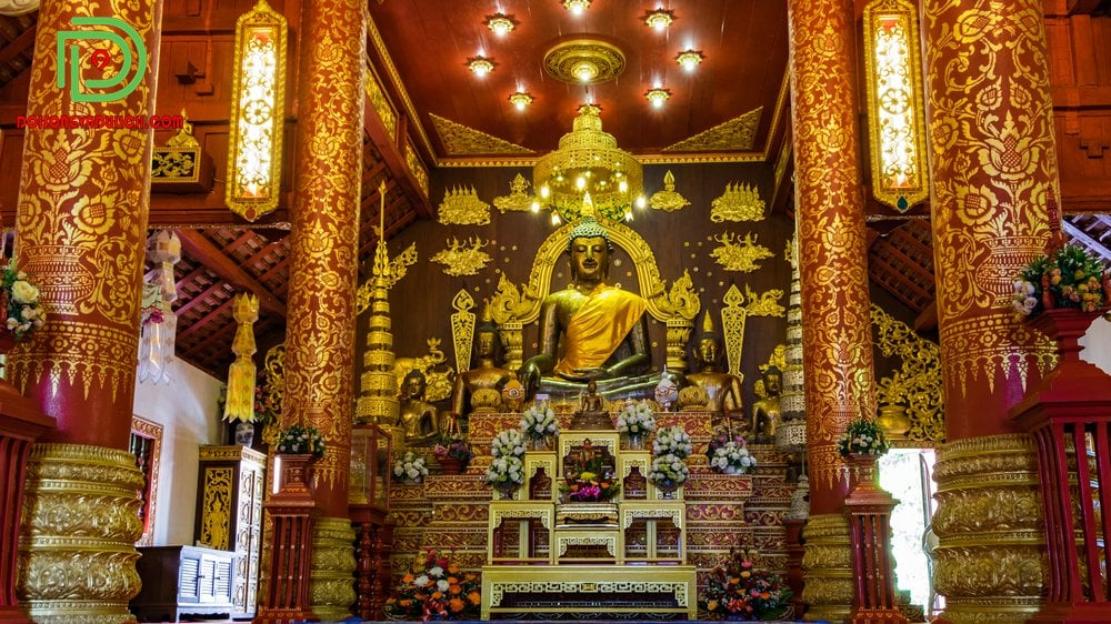 Chánh điện Wat Phra Kaew
