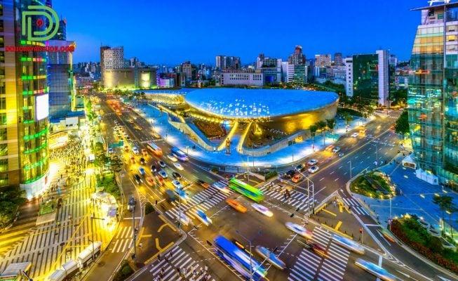 Chợ Dongdaemun
