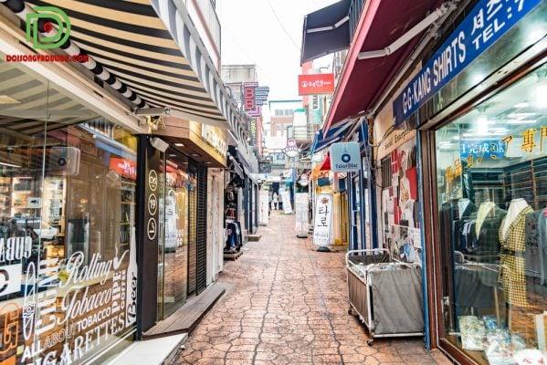 chợ Itaewon