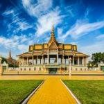 Tìm hiểu lịch sử, kiến trúc Cung Điện Hoàng Gia Campuchia