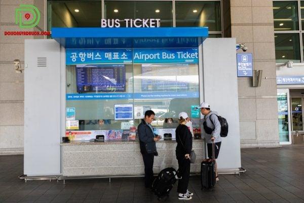 Địa điểm đổi tiền Hàn Quốc