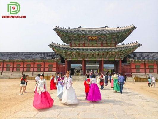 người dân Hàn Quốc