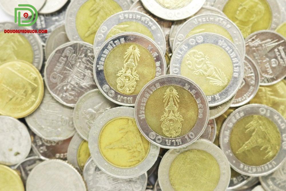 Những đồng tiền xu Thái Lan