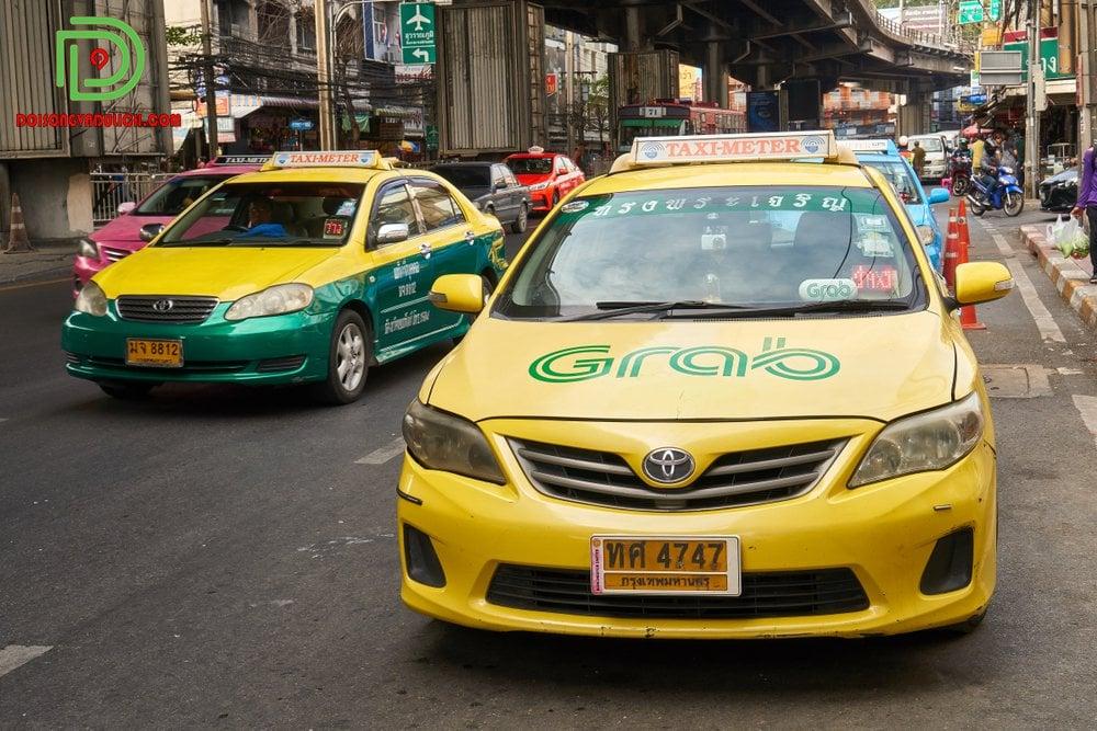 Taxi Thái Lan