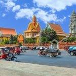 Khám phá, tham quan thủ đô Campuchia Phnom Penh