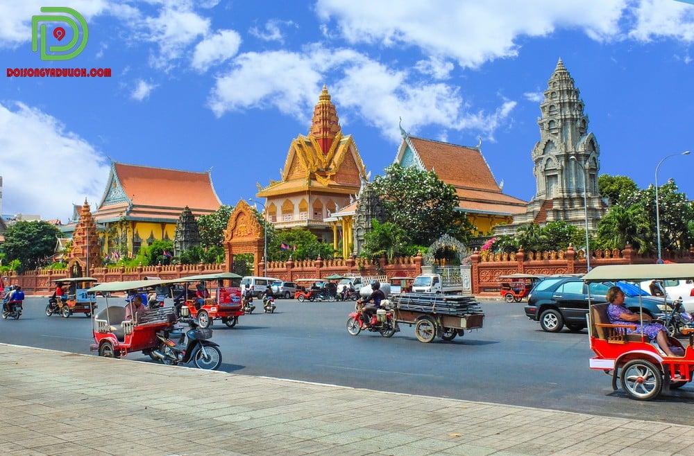 Thủ đô Campuchia