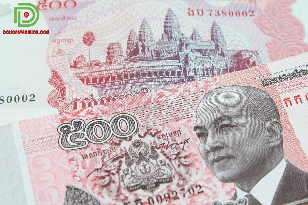 Tiền Cambodia