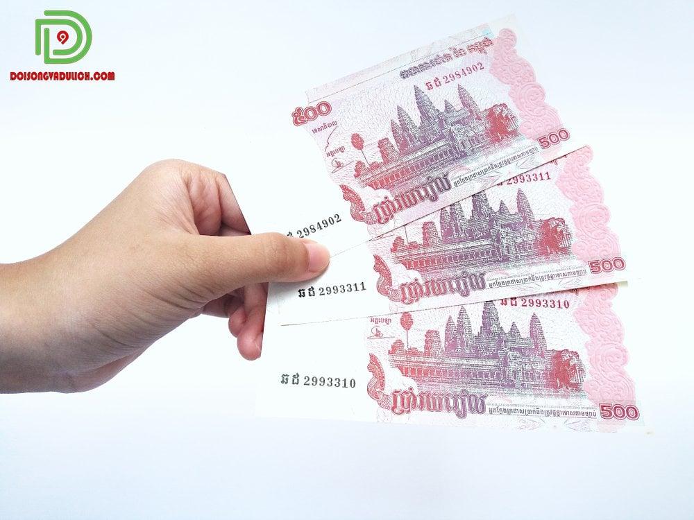 Tiền Campuchia