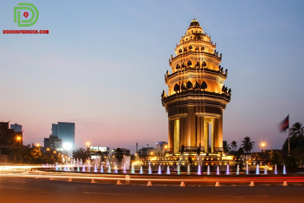 Tượng đài độc lập Campuchia