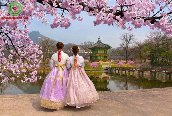 Hàn Quốc cổ kính