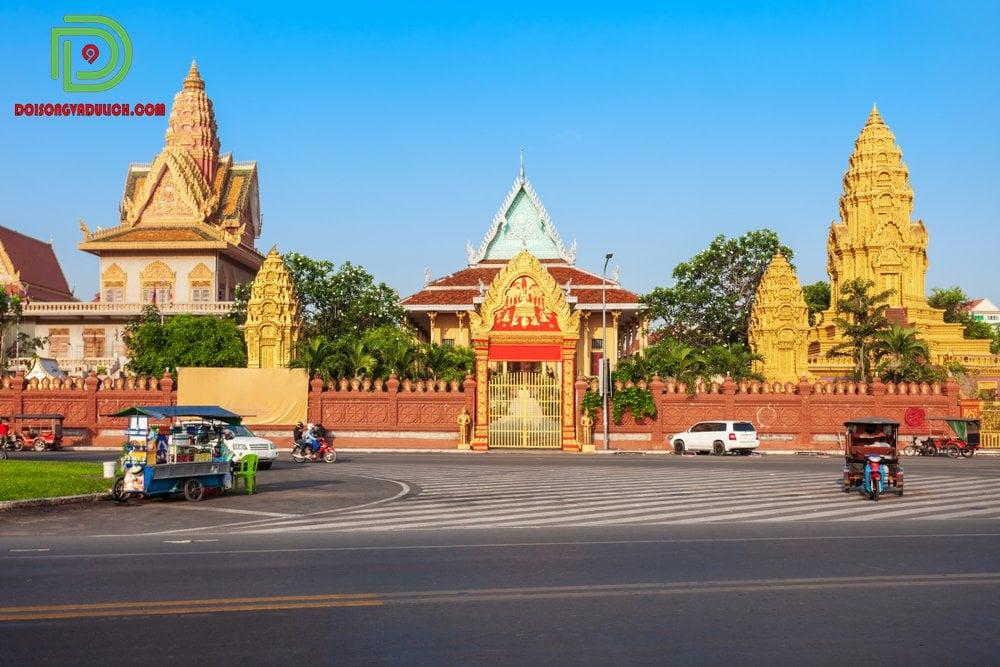 Đền Wat ounalom
