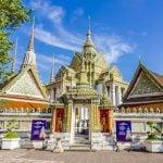 Chùa Wat Pho Thái Lan ngôi chùa nổi tiếng với tượng Phật nằm