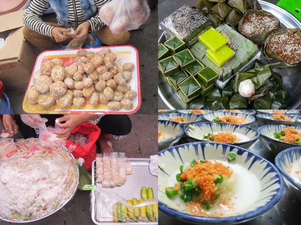 ẩm thực chợ Cồn