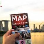 Khám phá bản đồ Singapore qua bản đồ du lịch và bản đồ MRT