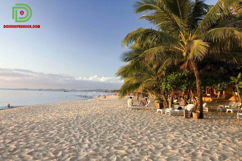 Biển bãi dài Phú Quốc