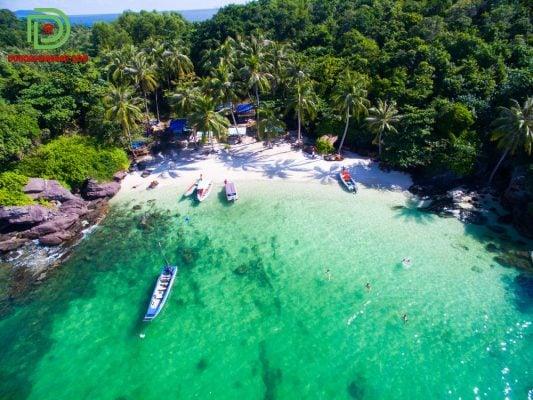 biển hòn Móng Tay