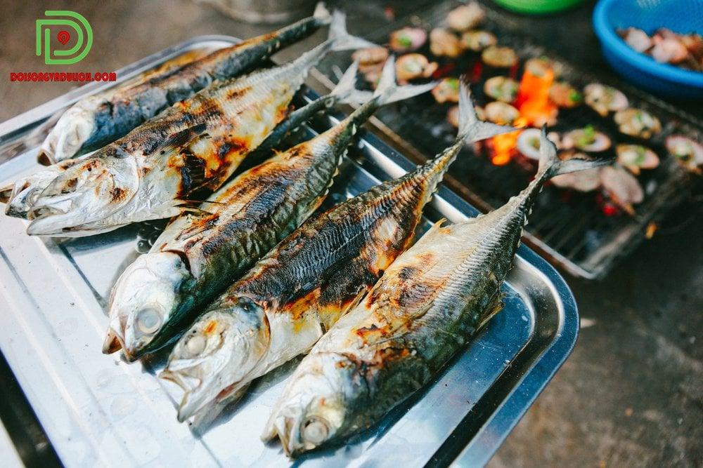 cá nướng Phú Quốc