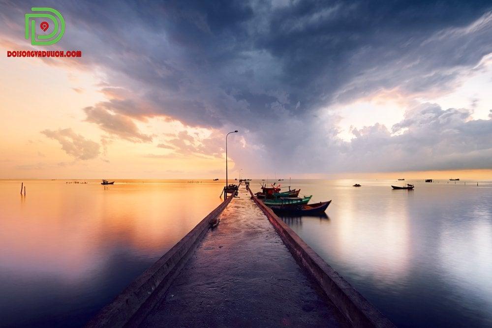 cầu câu cá Phú Quốc