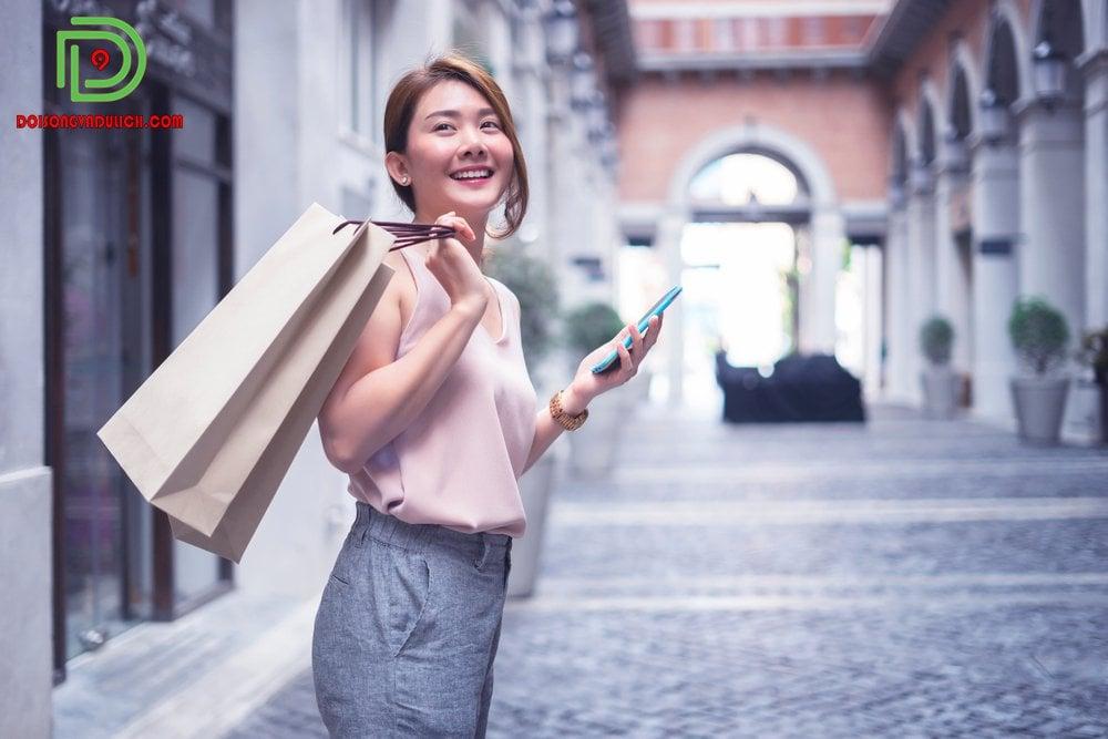 Đi singapore mua gì