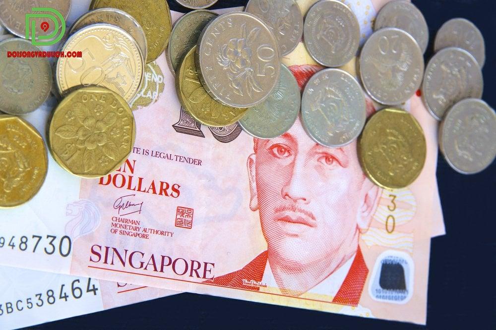Đồng tiền Singapore