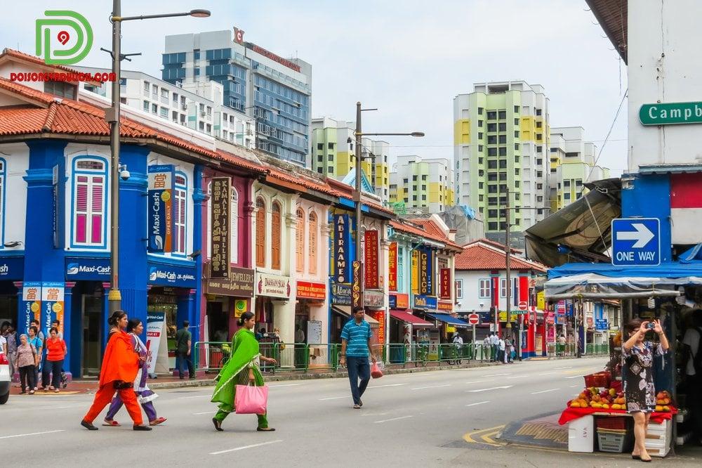 Khu tiểu Ấn Độ SIngapore