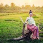 Vẻ đẹp độc đáo của trang phục truyền thống Campuchia
