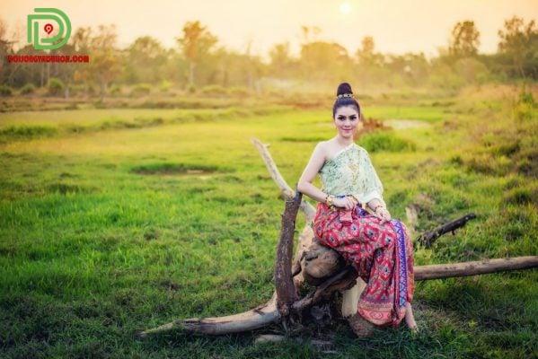 trang phục truyền thống campuchia