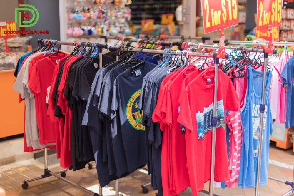 Quần áo Singapore