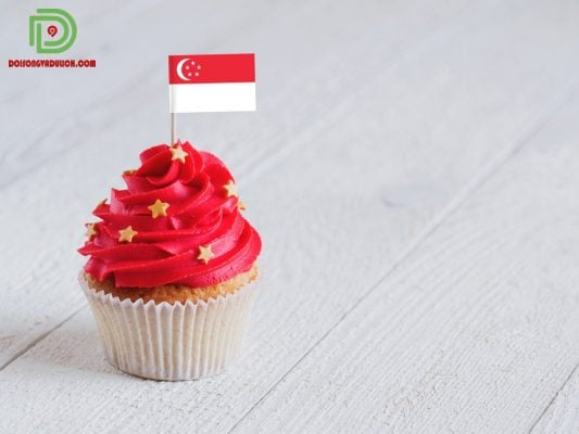Quốc kỳ Singapore