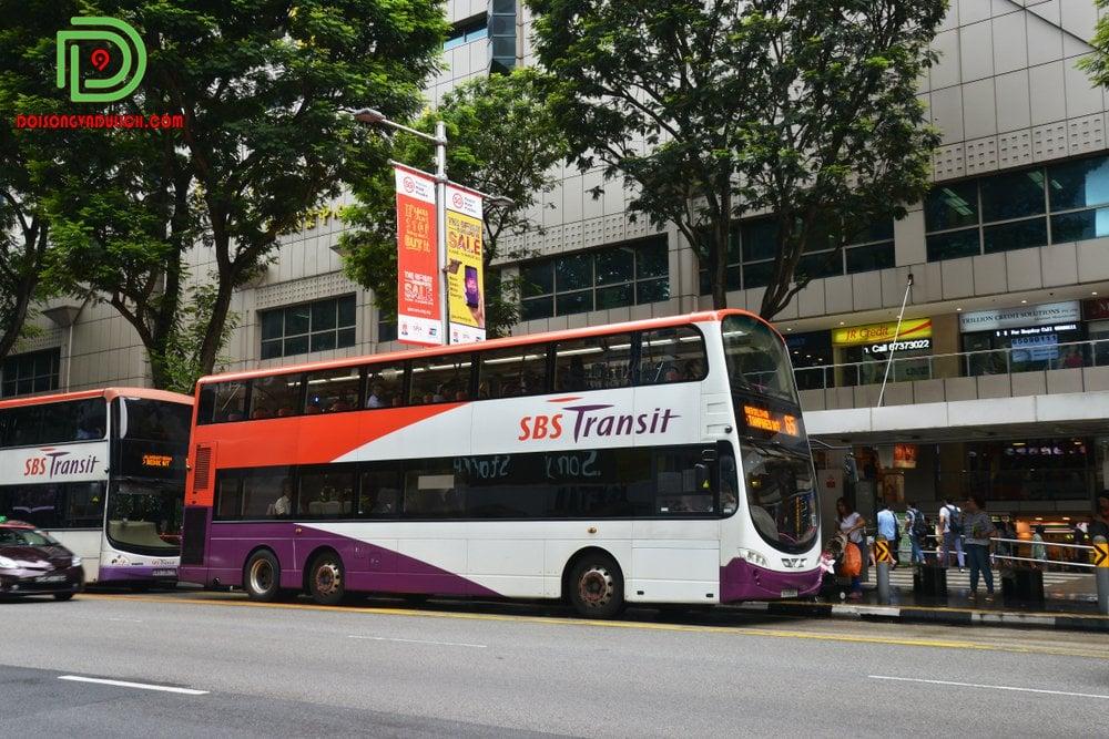 sbs transit singapore