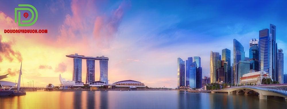 Thủ đô singapore