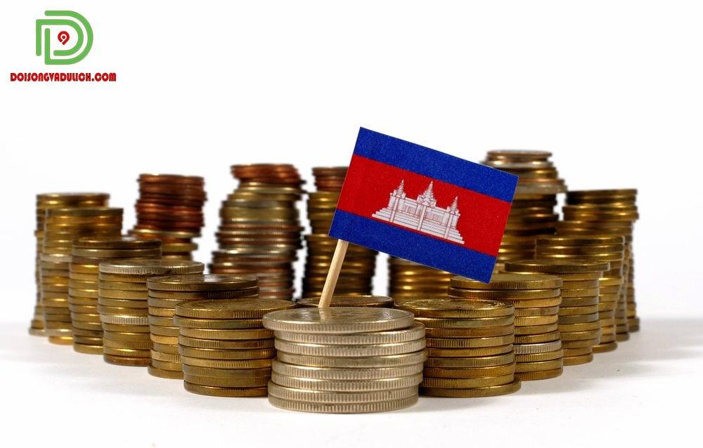 Tiền xu Campuchia
