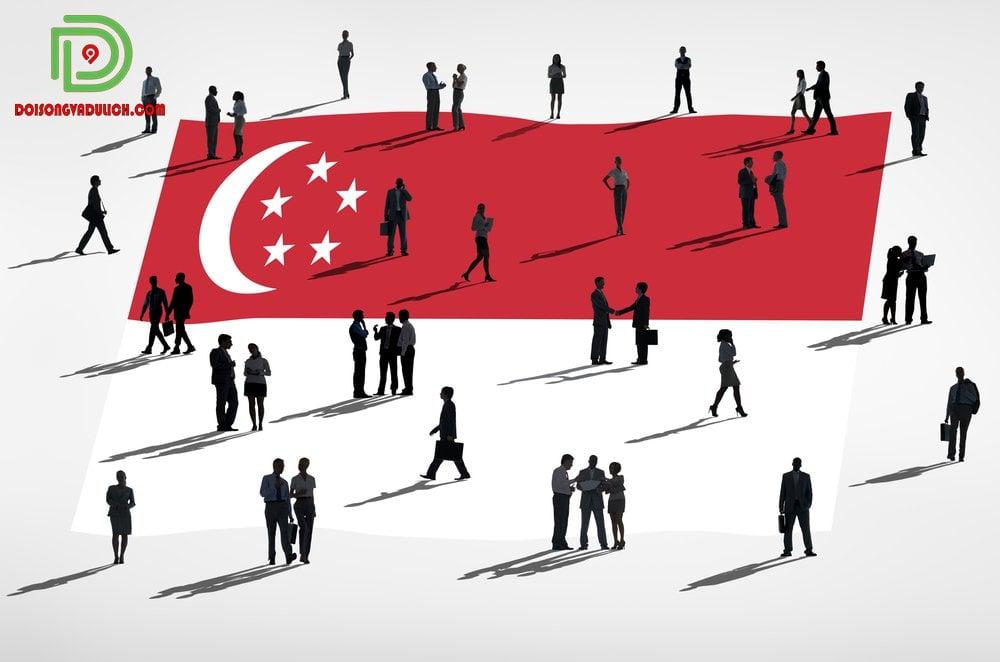 Ý nghĩa Quốc kỳ Singapore
