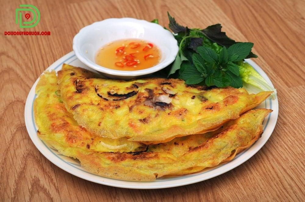Bánh xèo đặc sản Đà Nẵng