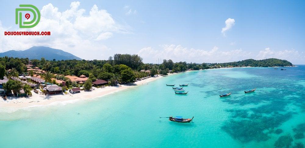 Biển Pattaya Thái Lan