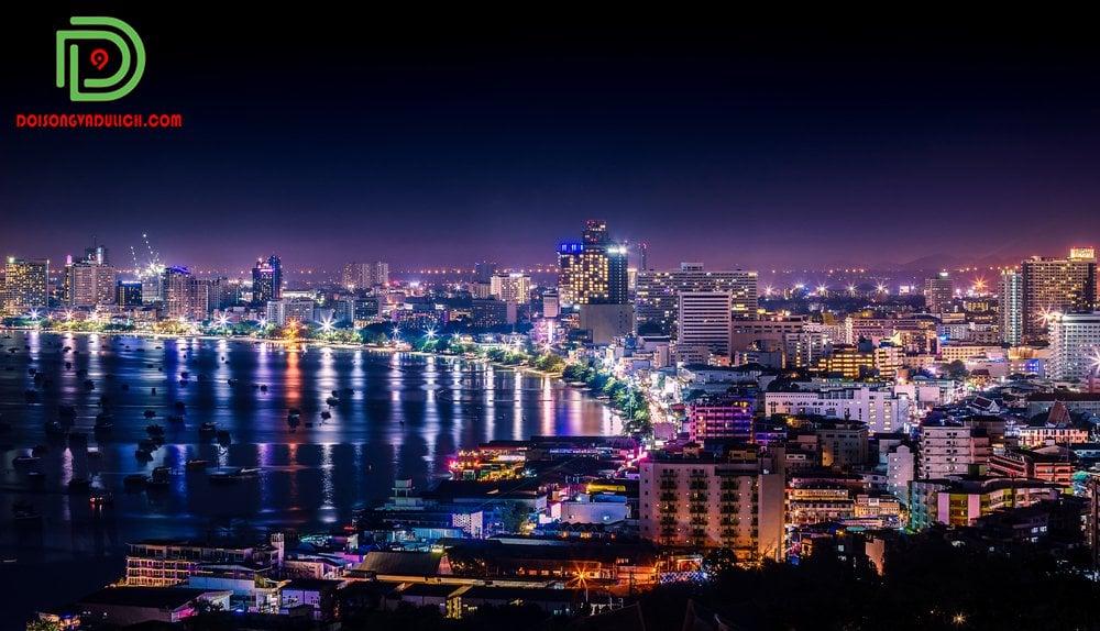 Pattaya Thái Lan về đêm